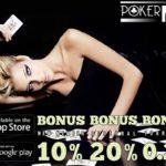 Pokermi.com Bandar Ceme Online Promo Bonus Terbesar
