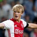 Manchester United targetkan Striker Milik Ajax Di Musim Panas