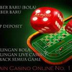 Agen Casino Online Terpercaya Indonesia